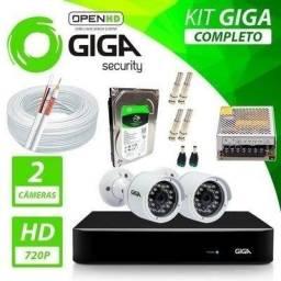 Cameras Instaladas a Vista CFTV + instalaçao inclusa ou 3,4 ,6 8 ou mais Cameras