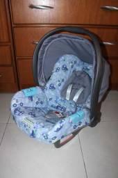Cadeirinha para Bebê / Bebê Conforto / Infantil / Burigotto / em Tecido / Plástico Azul 6