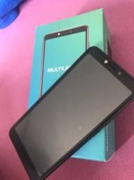 Celular smartphone Multilaser impecável