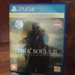 Dark soul 3 ps4 Edição completa