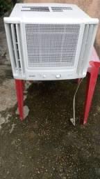 ar-condicionado Consul de botão de 10.mil BTUs energia 110v