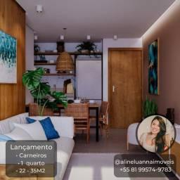 Título do anúncio: Studio Mezanino em Carneiros, 44m² ultimas unidades.