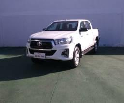 Título do anúncio: Hilux SR 2.8 Aut. 4x4 Diesel 2020 Branca