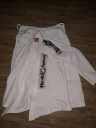 Kimono  Jiu Jitsu A2 trançado