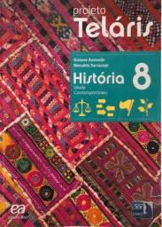 Projeto Teláris - História - oitavo ano