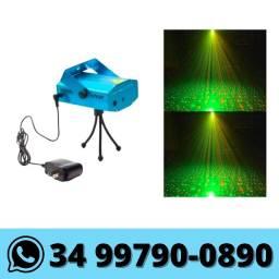 Mini Laser Projetor Holográfico