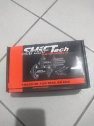 Par Cubos  ShifTech 36 Furos Cassette Muito Leve 4 Rolamentos Barulho Lindo