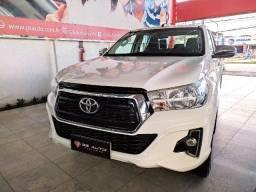 Título do anúncio: Toyota Hilux 2.8 SRV 4x4 CD 2019