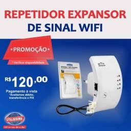 Repetidor Expansor de Sinal Wifi ? Entrega grátis