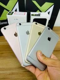 iPhone 6s 64gb ou 128gb - aceito seu usado - até 18x