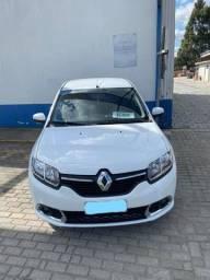 Renault Sandero Expression 1.6 Branco 2015