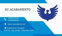 Título do anúncio: ACABAMENTO EM GERAl
