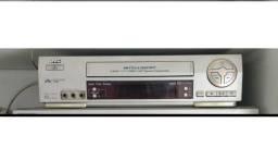 Video cassete JVC hr-j683m 6 cabeças hi-fi
