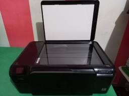 Multifuncional hp photosmart-c4680 - impressora - scanner - copiadora.