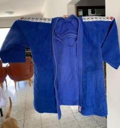 Dois kimonos trançado Tam. A2