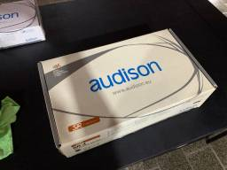 Título do anúncio: Amplificador Audison Sr4 (4x 90w / 2x 175w Rms)