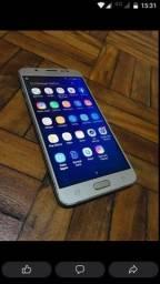 Samsung j7 32 gigas funcionando perfeitamente sem detalhe