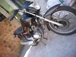 Honda CG 150 ESDI COMPLETA