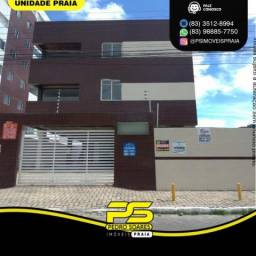 Apartamento com 2 dormitórios à venda, 55 m² por R$ 195.000 - Jardim São Paulo - João Pess