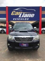 HILUX 2012/2013 3.0 SR 4X4 CD 16V TURBO INTERCOOLER DIESEL 4P AUTOMÁTICO