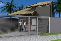 Casa em fase de acabamento - Vila Planalto