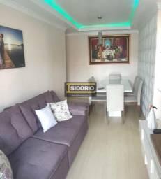 Apartamento à venda com 2 dormitórios em Cidade industrial, Curitiba cod:9937-2