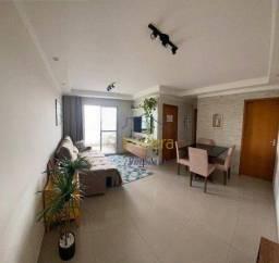 Apartamento com 2 dormitórios à venda, 67 m² por R$ 395.000,00 - Jardim Motorama - São Jos