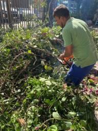Serviço de jardinagem