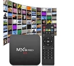 TV Box Pró 4K - Wi-Fi