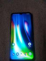 Vendo celular Motorola moto G9 pley apenas 750 reais