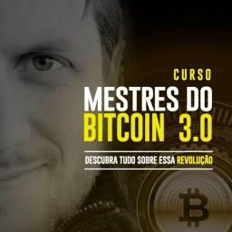 Curso Mestres do Bitcoin 3.0 - 2021 -online