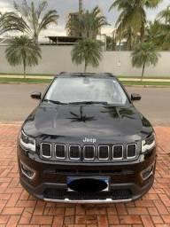 Jeep Compass Limited 2017 Flex- Top de Linha - 48 mil km rodados