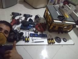 Marceneiro/Montador de móveis