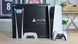 Upgrade de Console / PS5 825gb Playstation 5 Lacrado / Aceitamos o seu na Troca