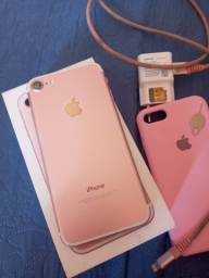 iPhone 7 Rosé 32 gigas