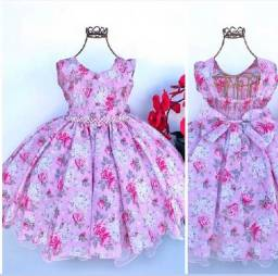 Vestido luxo TAM 10