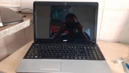 Notebook Acer I5 6gb 500 gb Em estado de novo