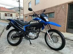 Título do anúncio: Vendo NXR BROS 21/21 a mais zera da região pensa em uma moto Perfeita !!!!