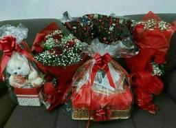 Cestas cestas é flores cestas