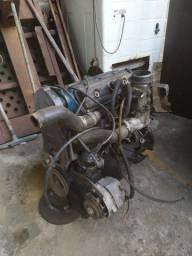 Motor Chevette 1.6S