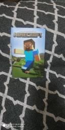 Livro - Guia do aprendiz em Minecraft