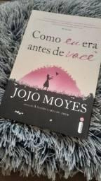 Livro Como eu era antes de você - Jojo Moyes