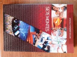 Livro Sete Montes em perfeito estado