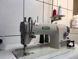 Máquina de costura Siruba reta industrial