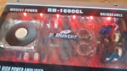 Título do anúncio: Módulo de potência b-buster 1600watts