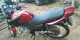 Moto Yamaha factor 125 partida elétrica