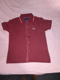 "Título do anúncio: Camisa Polo ""real"""