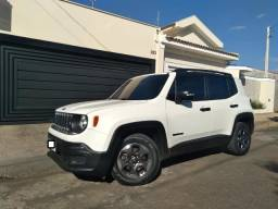 Jeep Renegade Sport 1.8 Flex-Automático-2° Dona-Sem Retoques-31 Mil Kms