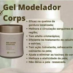 <br>  GEL MODELADOR E REDUTOR DE MEDIDAS(500g)