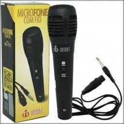 Título do anúncio: Microfone com fio (Promoção)